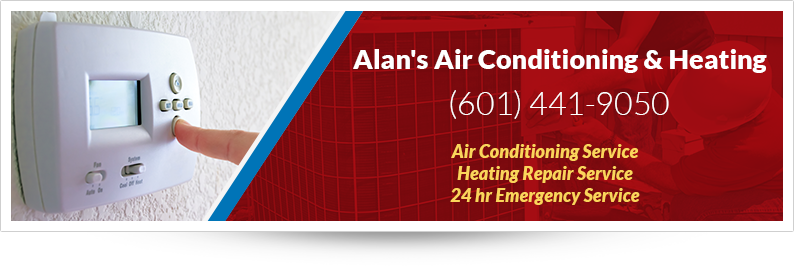 air conditioning & heating services in Oak Grove & Columbia MS