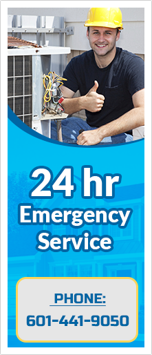 24 hour air conditioning & heating service