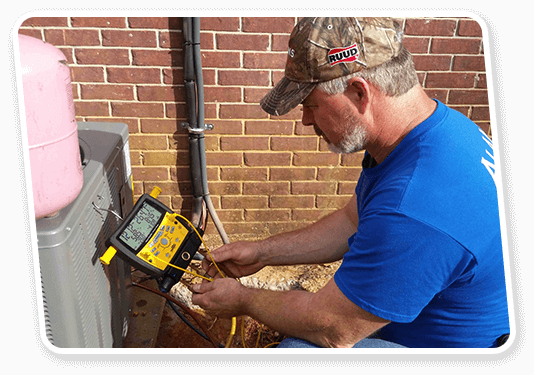 heating repair services Hattiesburg MS