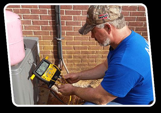 heating repair services Hattiesburg MS