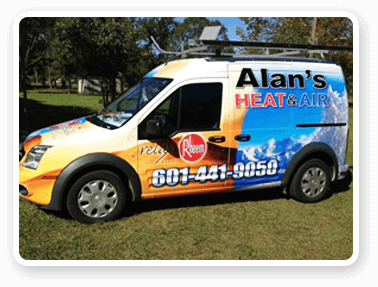 Air conditioning installation Hattiesburg, Sumrall MS
